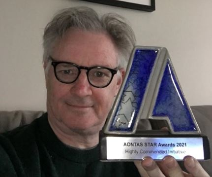 AONTAS Star Award 2021 - Ciarán