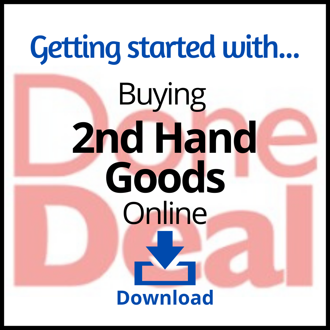 Buying second hand goods