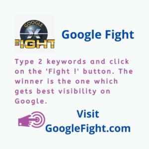 Google Fight