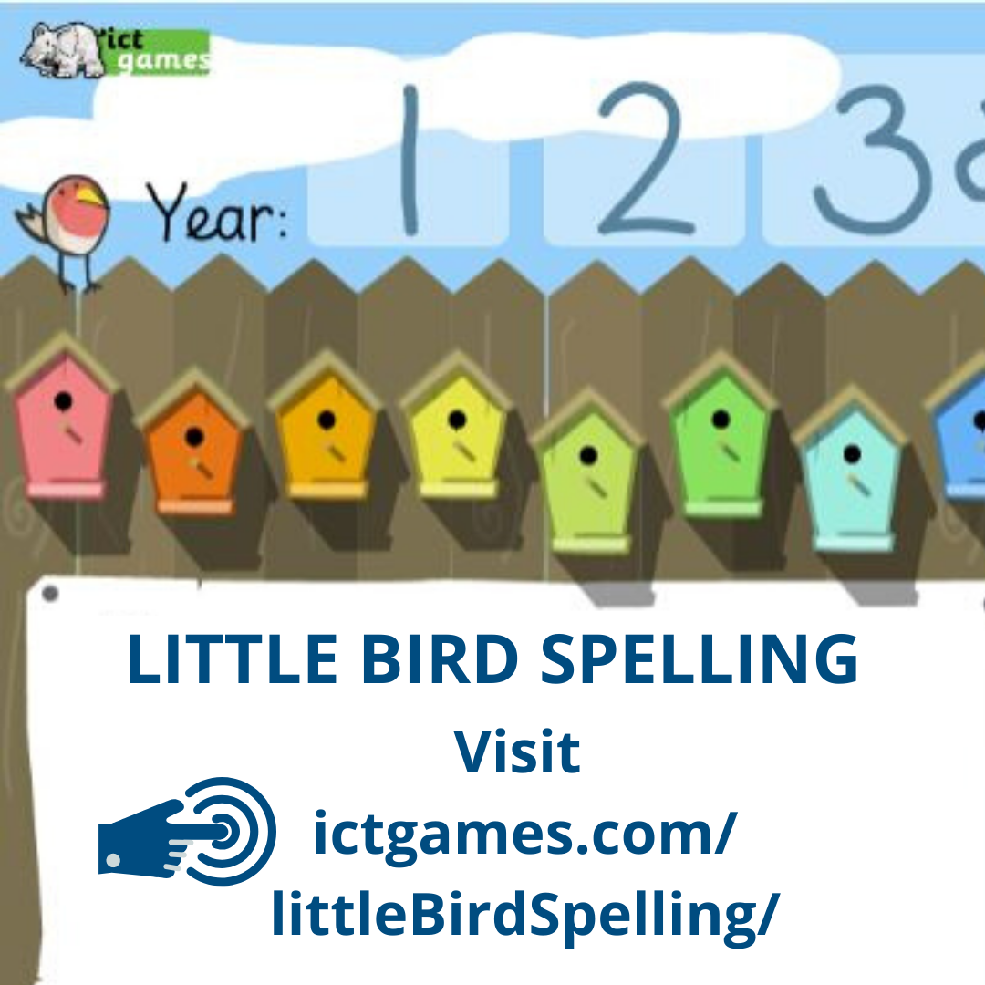 Little Bird Spelling