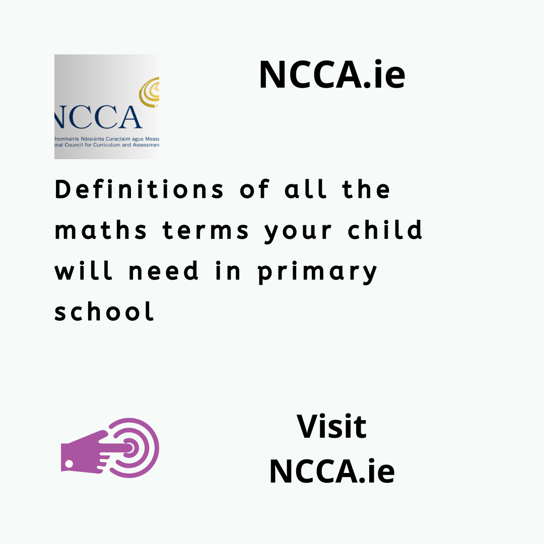NCCA.ie Definitions