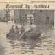 North Strand Floods - Evening Press Dec 9th 1954