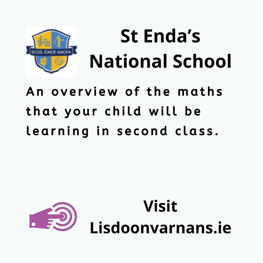 St Enda's National School 2nd Class