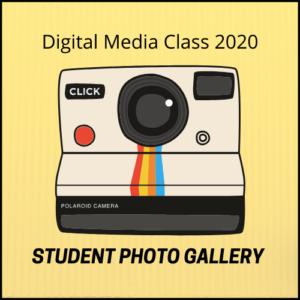 Student Photo Gallery 2020