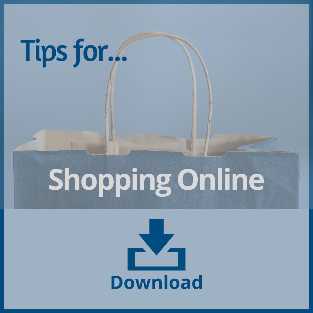 Tips for shopping safe online