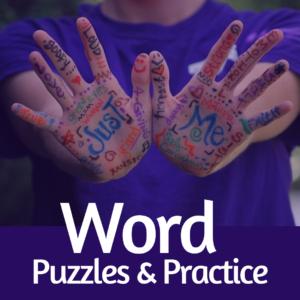 Word Puzzles & Practice