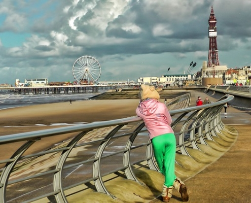 My Weekend in Blackpool